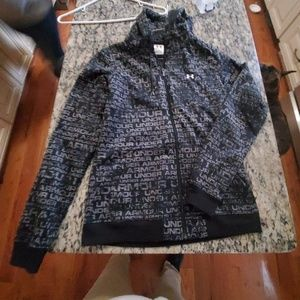 under armour jacket mens size S